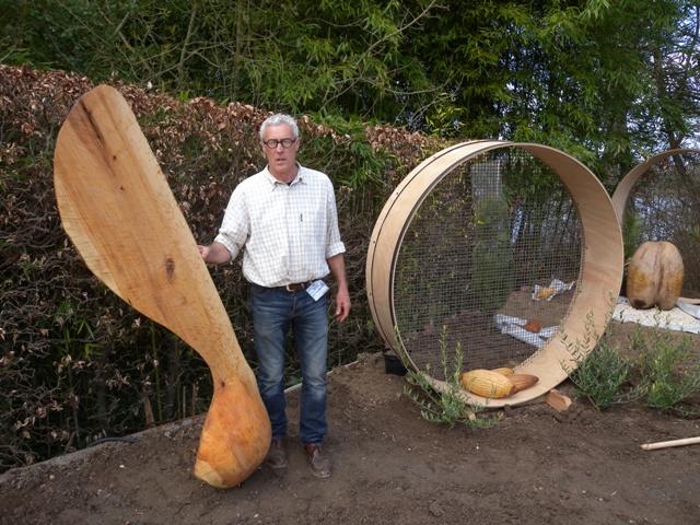 expo au festival international des jardins au domaine de Chaumont sur Loire