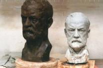Bustes de Louis Pasteur