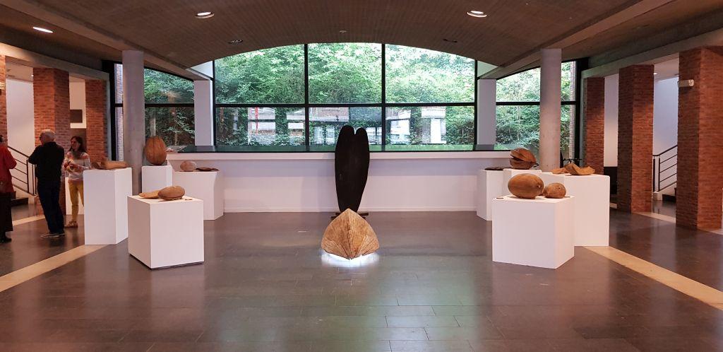 Exposition au CIVA de Bruxelles.